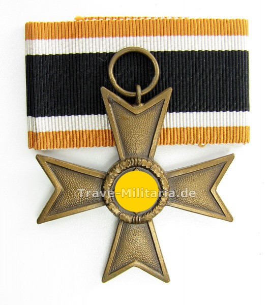 Kriegsverdienstkreuz 2. Klasse ohne Schwerter