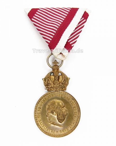 Österreich Militär-Verdienstmedaille Signum Laudis