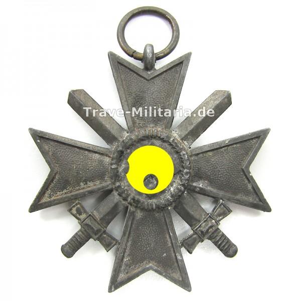 Kriegsverdienstkreuz 2. Klasse mit Schwertern Hersteller L/15