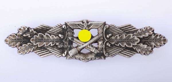 Nahkampfspange in Silber - Hersteller FLL