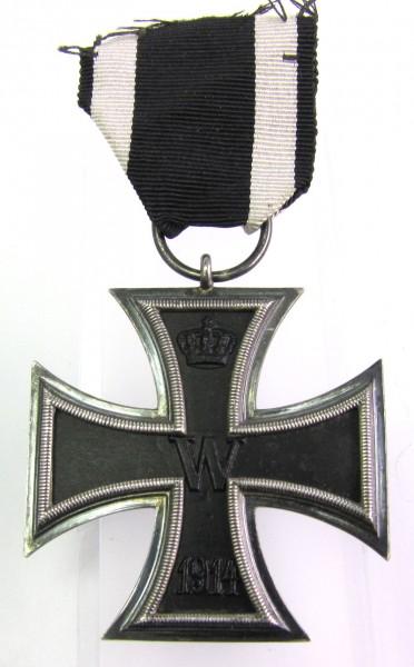 Eisernes Kreuz 2. Klasse 1914 am Band