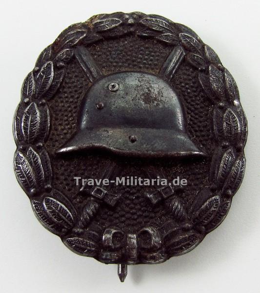 Verwundetenabzeichen in Schwarz von 1918