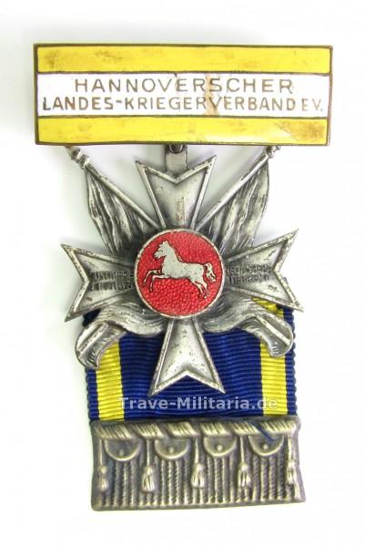 großes Abzeichen Hannover - Hannoverscher Kriegerverband