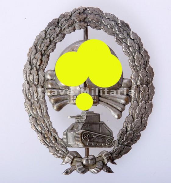 Panzertruppenabzeichen der Legion Condor