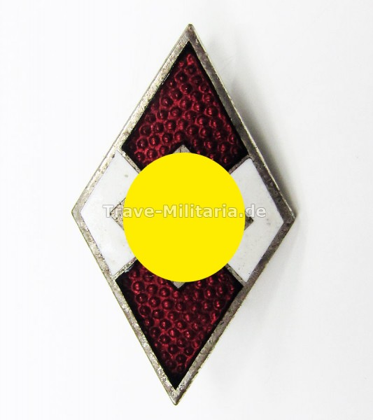 Hitlerjugend Mitgliedsabzeichen