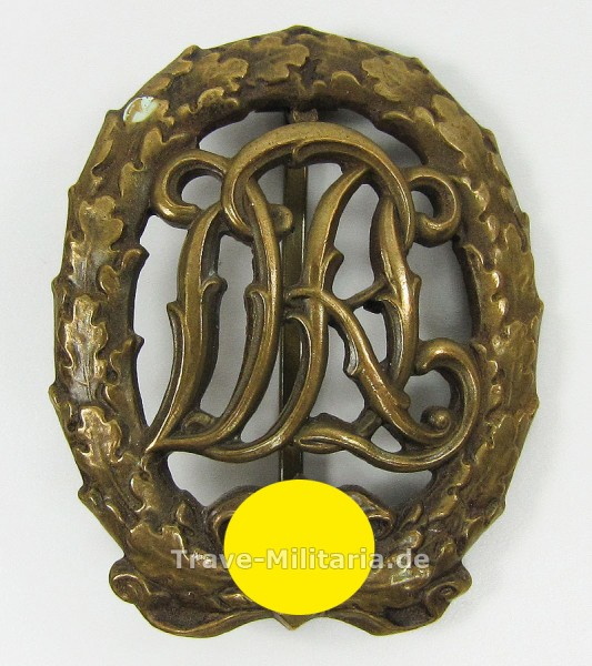 Reichsportabzeichen DRL in Bronze