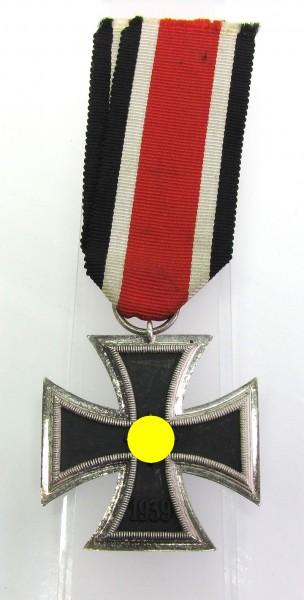 Eisernes Kreuz 2. Klasse 1939 am Band Hersteller Steinhauer Lück 4 - ungetragen
