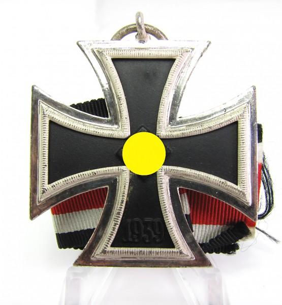 Eisernes Kreuz 2. Klasse 1939 am Band - frostig schön