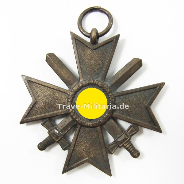 Kriegsverdienstkreuz 2. Klasse mit Schwertern Hersteller 15