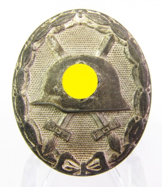 Verwundetenabzeichen Silber, Hersteller 107 Carl Wild