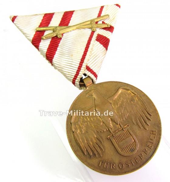 Österreich Kriegsgedenkmedaille