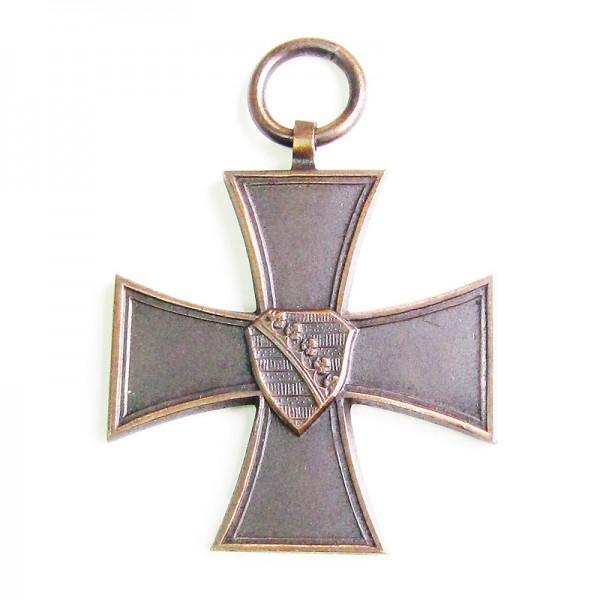 Sachsen-Coburg-Gotha Kriegs-Erinnerungskreuz 1914-18
