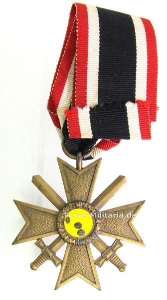 Kriegsverdienstkreuz 2. Klasse mit Schwertern Hersteller 110