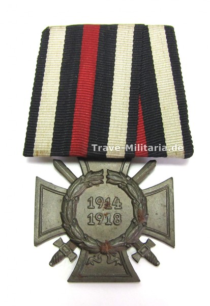 Ehrenkreuz für Frontkämpfer an Einzelspange