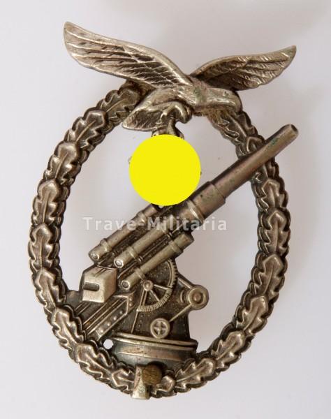 Flakkampfabzeichen der Luftwaffe Buntmetall
