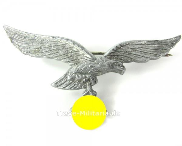 Luftwaffe Brustadler Metallausführung