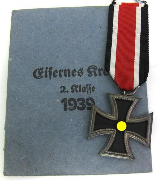 Set Eisernes Kreuz 2. Klasse mit Verleihtüte