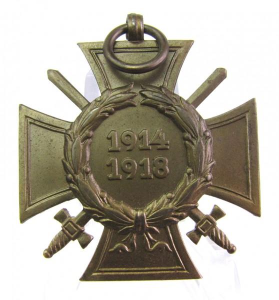 Ehrenkreuz für Frontkämpfer Hersteller G 10