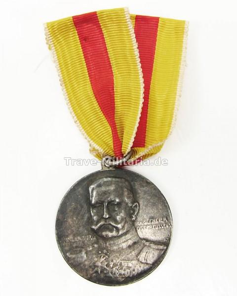 Baden Medaille für gutes Schießen Koslowa-Ruda 1916