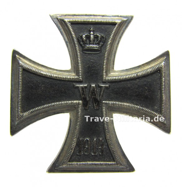Eisernes Kreuz 1. Klasse von 1914 Hersteller FR