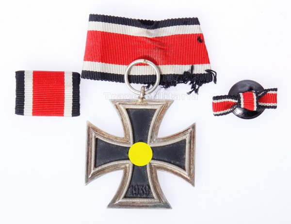 Juncker - Eisernes Kreuz 2.Klasse 1939