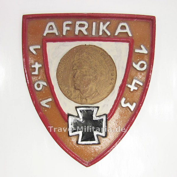 Reservistika Wappenschild Afrikakorps