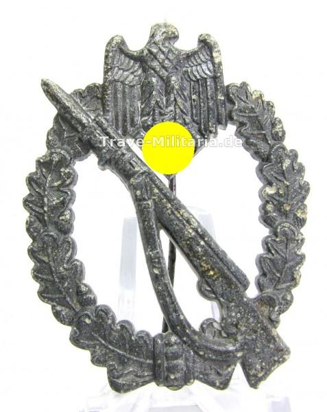 Infanteriesturmabzeichen in Silber Hersteller MK 1