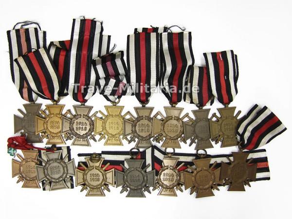15 Ehrenkreuz für Frontkämpfer