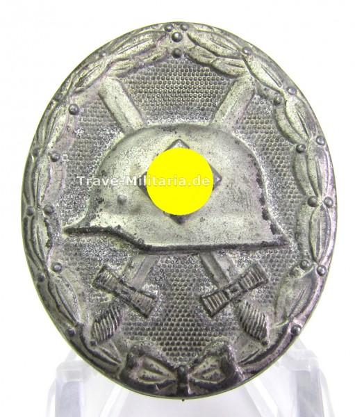 Verwundtenabzeichen in Silber Hersteller 28