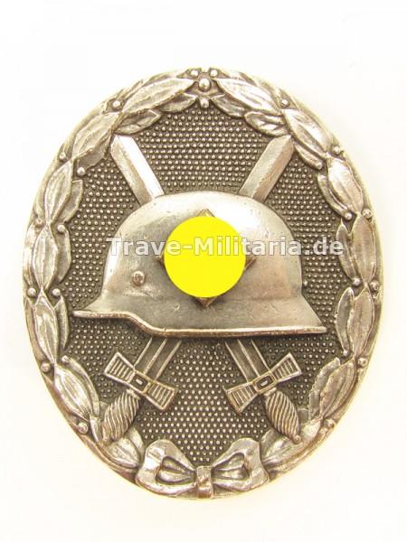 Verwundetenabteichen in Silber