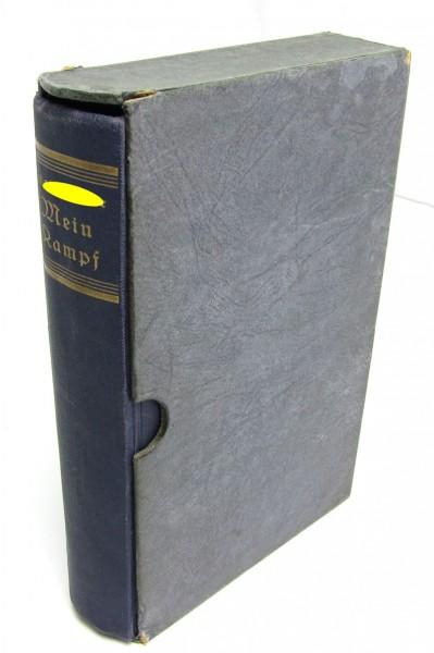 Mein Kampf im Schuber 1. gemeinsame Ausgabe von 1930