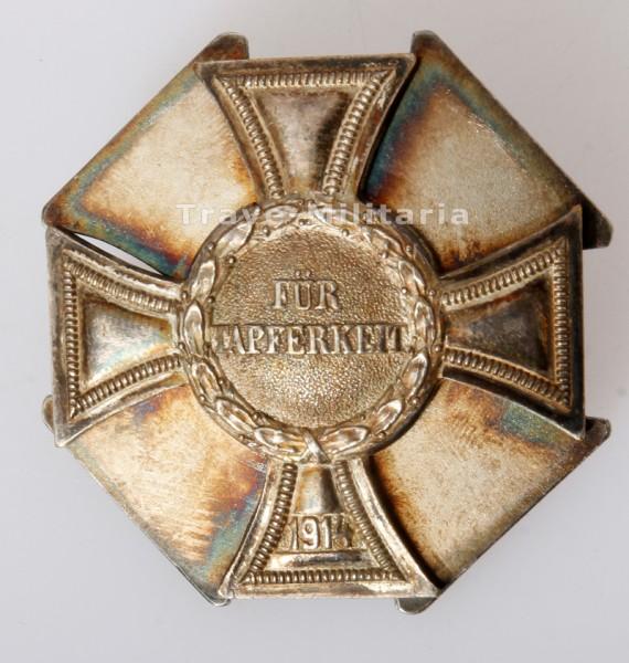 Mecklenburg-Strelitz Kreuz für Auszeichnung im Kriege 1. Klasse