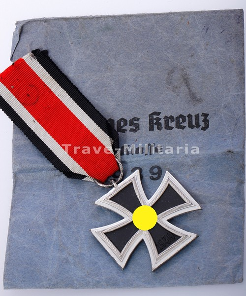 Eisernes Kreuz 2. Klasse 1939 in Umschlag des Herstellers