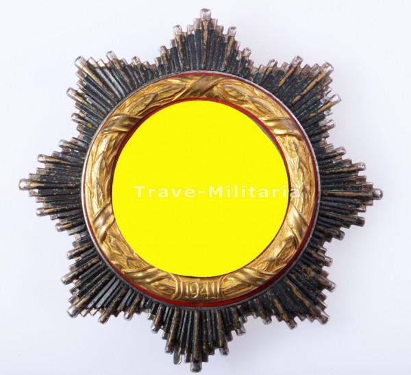 L/52 - seltenes schweres Deutsches Kreuz in Gold