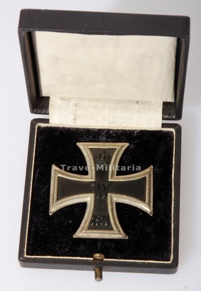 """Eisernes Kreuz 1 Klasse 1914 im Etui """"Mint"""""""