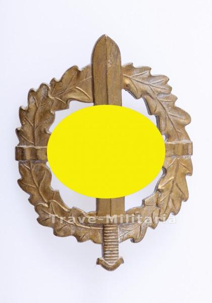 SA Sportabzeichen in Bronze mit Matrikelnummer 119823
