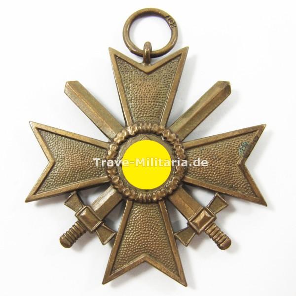 Kriegsverdienstkreuz 2. Klasse mit Schwertern Hersteller 101