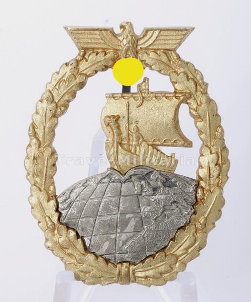 Hilfskreuzer-Kriegsabzeichen