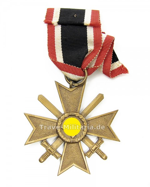 Kriegsverdienstkreuz 2. Klasse mit Schwertern Hersteller 83