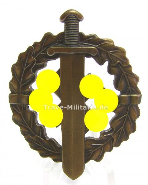 SA-Sportabzeichen in Bronze