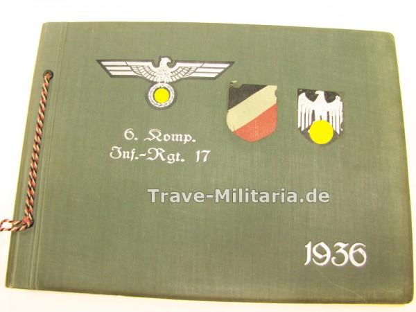 Fotoalbum 6. Kompanie Infanterie-Regiment 17