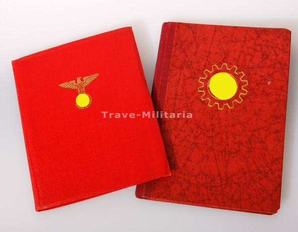 NSDAP Parteibuch Nr. 285825 August Weidtmann
