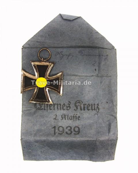 Eisernes Kreuz 2. Klasse in Verleihtüte
