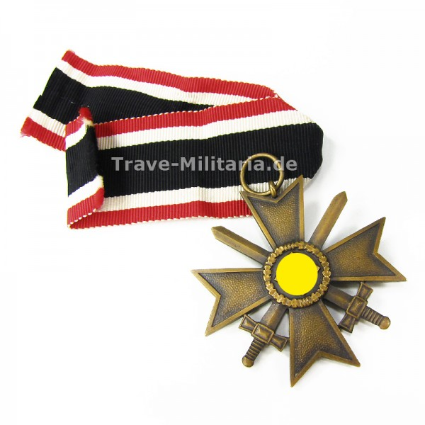 Kriegsverdienstkreuz 2. Klasse mit Schwertern Hersteller 14