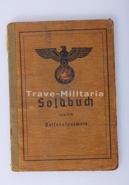 Soldbuch Lehr-Regiment Brandenburg