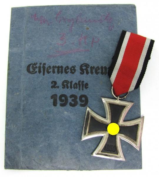 Set Eisernes Kreuz 2. Klasse in Verleihtüte