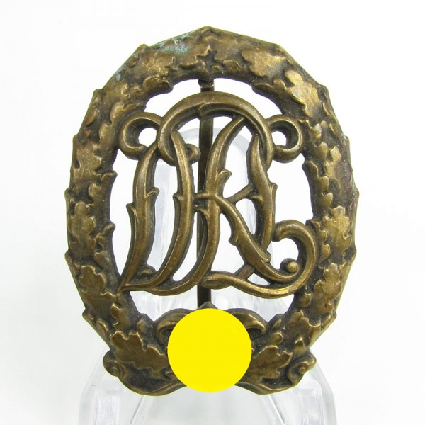 DRL Reichssportabzeichen in Bronze