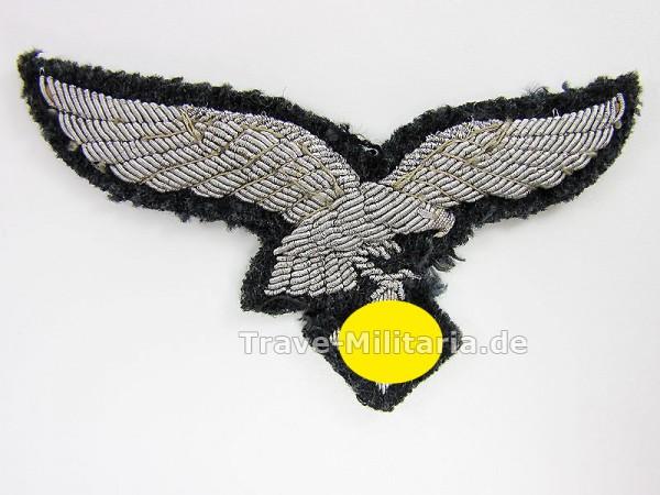 Luftwaffen-Brustadler Stoffausführung für Offiziere