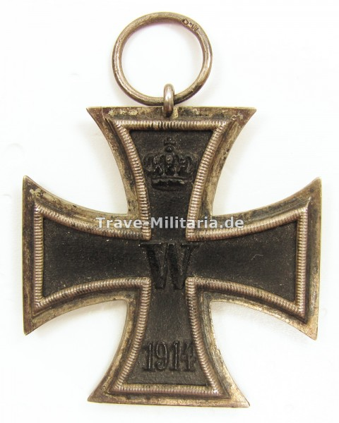 Eisernes Kreuz 2. Klasse 1914 Hersteller S-W