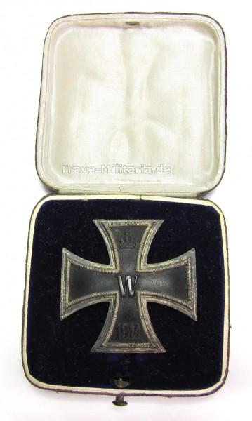 Eisernes Kreuz 1. Klasse von 1914 im Etui